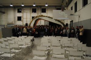 Il primo workshop targato CMG