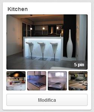 Bacheca Kitchen Pinterest
