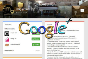 Cmg-group è ora su Google Plus